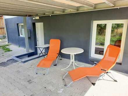 Achtung - NEU AUSGEBAUT - Gartenausrichtung, Kfz-Stromladestation - Erstbezug von 3 Zimmer Wohnung