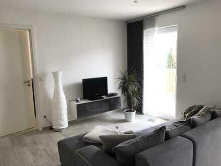 Helle 2 Zimmer Neubau-Wohnung in ruhiger Lage
