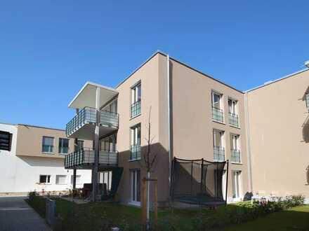Familien Willkommen! Neubau 5-Zi.-Wohnung mit EBK und großem Balkon