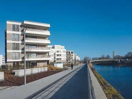 Hafenpromenade 1: Die Top-Adresse am Luitpoldhafen