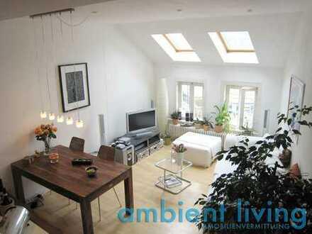 AMBIENT LIVING: Glück über den Dächern Bornheims!