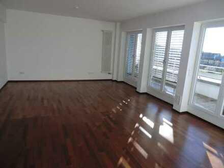 Penthouse-Traum in bester Innenstadtlage | 2 Terrassen | Bürohaus