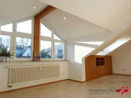 FREIRAUM4 +++ Schöne Dachgeschosswohnung in Netphen!