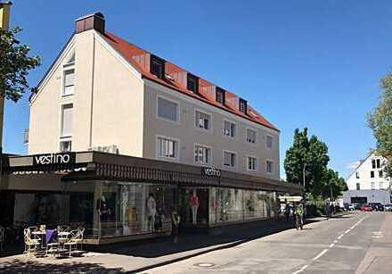 Repräsentatives Ladengeschäft in Lindau