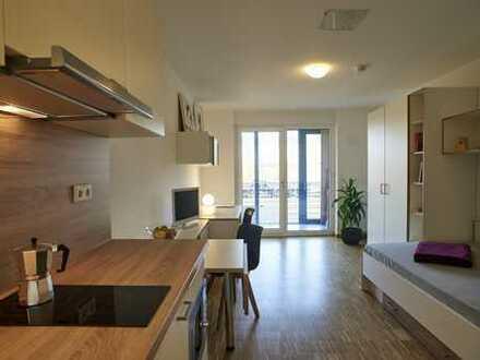 Für Studenten: XXL-Single-Suite - Zentral in Mainz -