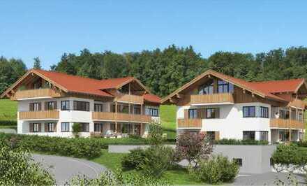 Neubau von zwei Mehrfamilienwohnhäuser mit Tiefgarage