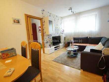 3 Zimmer, Küche, Bad - Eigentumswohnung in Wiebelskirchen