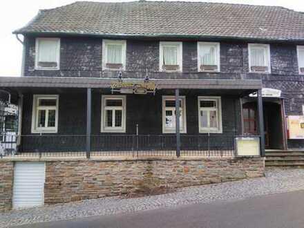 Großzügige Restaurtant und Gaststätte in historischen Stadtteil von Hennef (Sieg) zu verkaufen