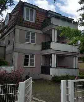 IM GRÜNEN BUCKOW: 3 Zimmer-Maisonettewhg. + Balkon & Terrasse mit wunderschönem Gemeinschaftsgarten