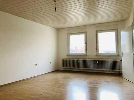 MA-Oststadt - Renovierte 5 ZKB- Dachgeschoss Wohnung