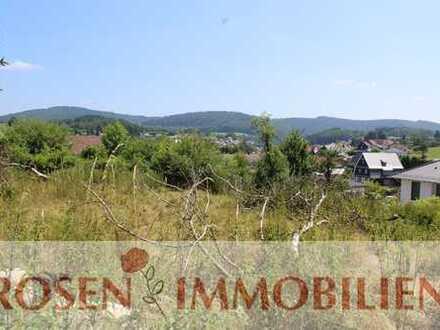 Baugrundstück - 1.022 qm - in der Kerngemeinde