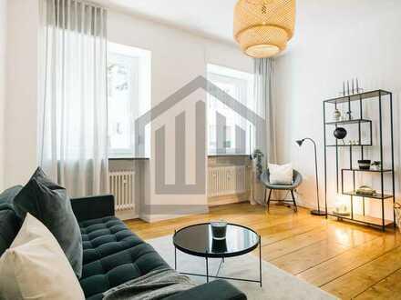 Innenstadt-Juwel: Neuwertige 3-Zimmer-Wohnung im Herzen der Karlsruher Südstadt