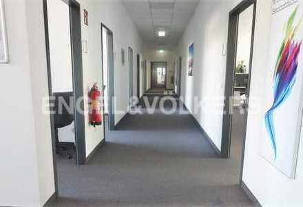 E&V: Schöne Büroflächen westlich von München