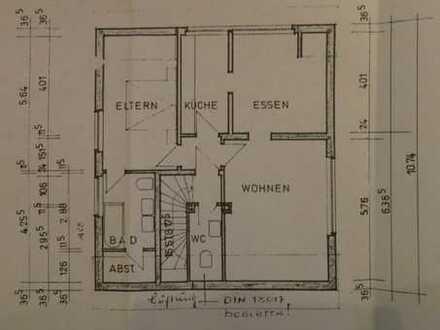 Erstbezug nach Sanierung: attraktive 3-Zimmer-Wohnung in Dülmen an Gartenliebhaber zu vermieten