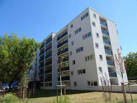 sofort frei: Single-Apartment mit EBK und Balkon in der Innenstadt