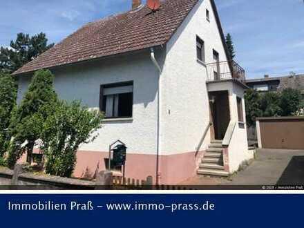 Top-Gelegenheit! Zweifamilienhaus mit schönem Grundstück in Rüdesheim zu verkaufen!