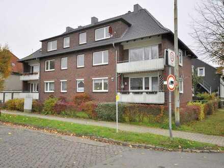 Wilhelmshaven: Gepflegte Eigentumswohnung am Kanal