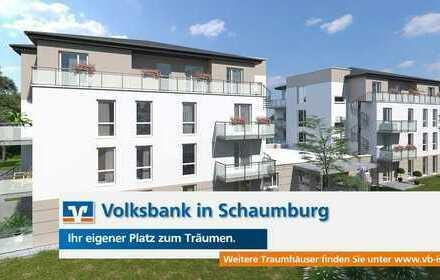 Neubau einer Senioren-Service-Wohnanlage in Bückeburg - Bethelweg
