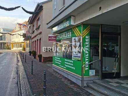 Ihre neue Verkaufsfläche inmitten von Grünstadt mit Passantenfrequenz von Bahnhof und Fußgängerzone!
