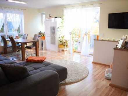 2 Zimmer Gartenwohnung 110 qm NF mit Hobbyraum und 2 Bäder ohne Maklerpovision