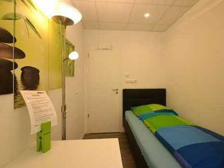 2 möblierte WG-Zimmer, schick modern vollausgestattet - einfach nur Ankommen&Wohlfühlen