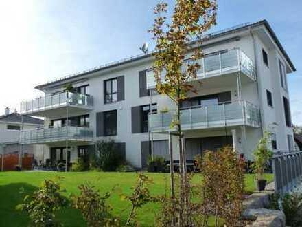 SCHICK & GROßZÜGIG! Fantastische 3-Zi.Wohnung mit 19 m² Süd-Balkon und Alpenblick
