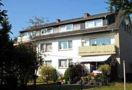 Gemütliche 2,5 - Zimmer-Dachgeschosswohnung im Stadtnorden
