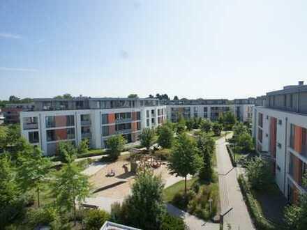 Helle 2-Zimmer-Wohnung mit Dachterrasse zu vermieten! *Mit WBS*