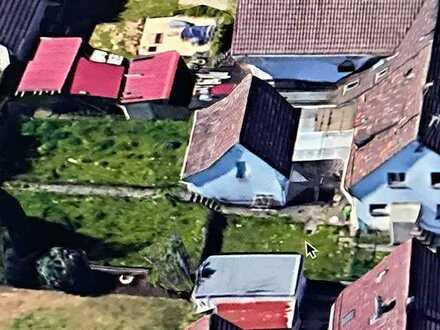 Platz für Einfamilienhaus im rückliegenden Grundstücksbereich