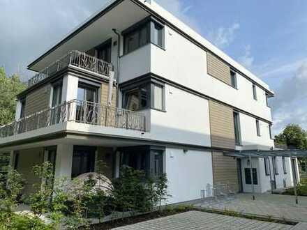NEU-Bau 3 Zimmer mit großer Sonnen-Terrasse