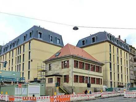 Neues Heim für Familie mit 2 Kindern 4-Zimmer Wohnung 90 m² im Zentrum von Fürth mit Förderung