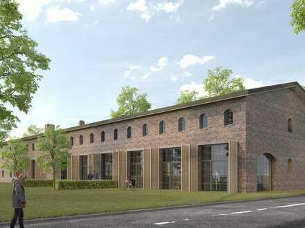Stilvolles ruhiges Wohnen - Herrenhaus in Gingst Lodge 5 - provisionsfrei, Denkmalschutzabschreibung