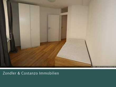 PAUSCHALMIETE * Komplett neu möbliertes Zimmer in sehr guter Lage *