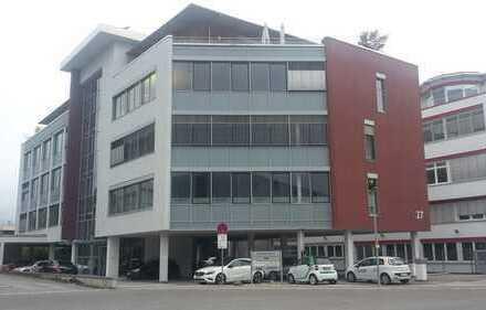 Büroflächen in unmittelbarer Nähe zu Daimler - Betonkernaktivierung