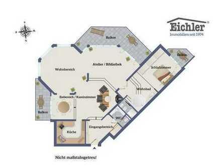 EICHLER IMMOBILIEN: Herzogpark am Englischen Garten
