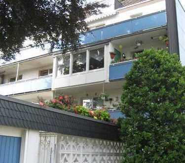 Super aufgeteilte Wohnung, großer Balkon was will man mehr !!!