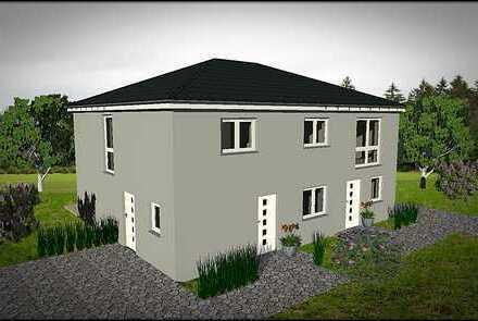 Neubau am Waldrand mit Grundstück - Erstbezug