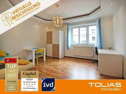 Nahe Marienplatz: Schöne 3-Zimmer - renoviert & möbliert - sofort einziehen und wohlfühlen.
