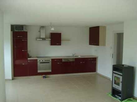 Neuwertige 2,5-Zimmer-Wohnung mit Balkon und Einbauküche in Bruchsal