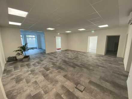 PROV. FREI | Erstbezug nach Umbau - Büroräume im EG/ Toplage Nähe Mensa - ca. 150m²