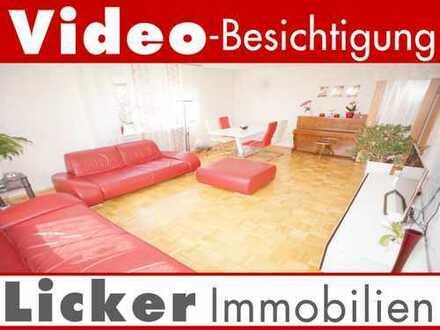 * Große + moderne Aussichts-Wohnung mit 130m².
