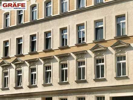Mehrfamilienhaus mit 11 Wohnungen in Bestlage Schleußig!