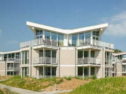 Penthouse in Beach Bay Travemünde