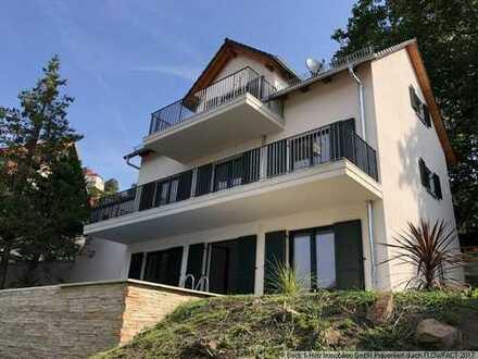 Exklusive Einfamilienvilla in Höhenlage von Radebeul