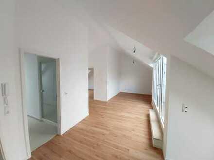 Erstbezug einer traumhaften 2-Zimmer-Wohnungen in Toplage mit Loggia