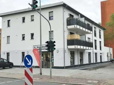 Praxis/Laden/Frisörsalon im Neubau in zentraler Lage von Fechenheim-Nord