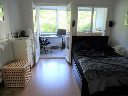 Zimmer in 2er WG: Ruhig, hell und gemütlich mit guter Anbindung