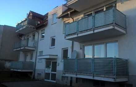 2, 5 Zimmer Dachwohnung - ohne Balkon