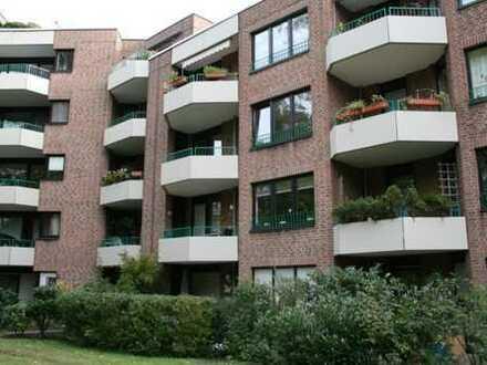 ansprechende Eigentumswohnung als Kapitalanlage mit rd. 91 m² Wohnfläche in ruhiger Grünlage