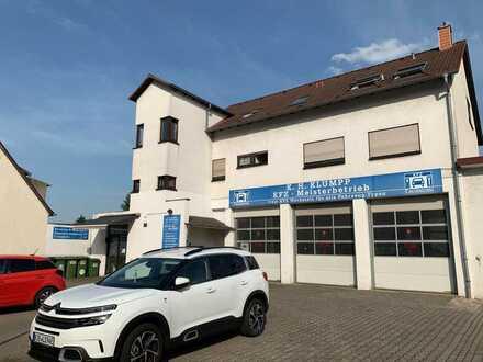 Gut eingeführte KFZ Werkstatt mit grossem Kundenstamm